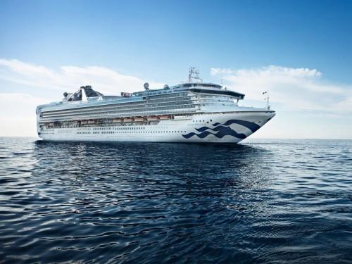 Princess Cruises annule d'autres croisières