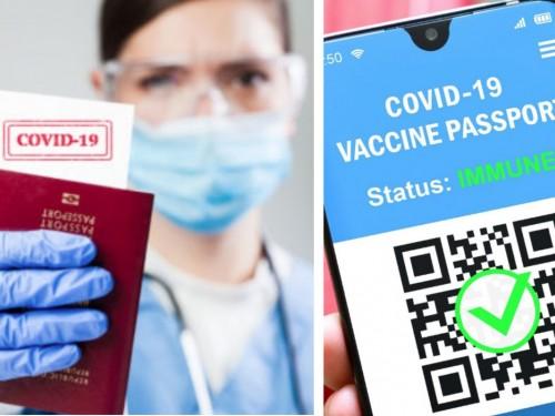 61% des Canadiens sont d'accord avec la mise en place d'un passeport vaccinal