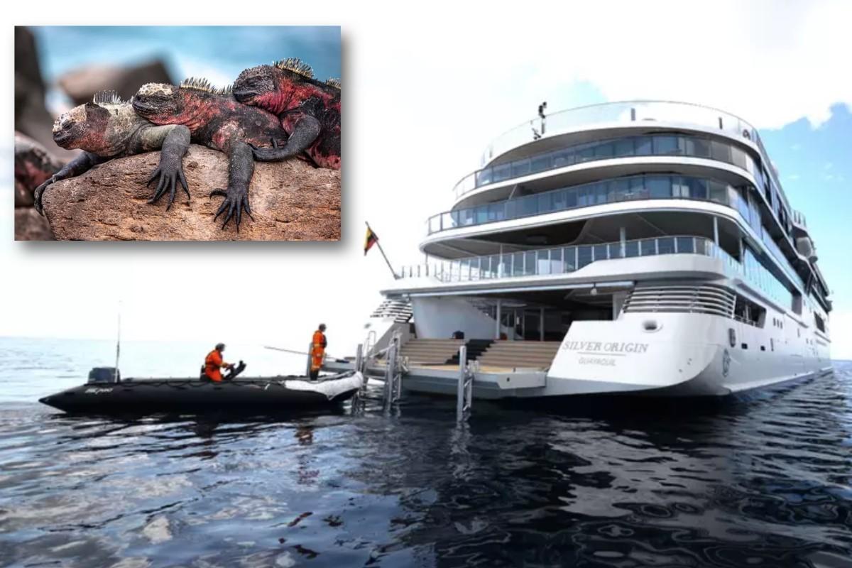 Silversea annonce son retour aux Galápagos à partir de juin