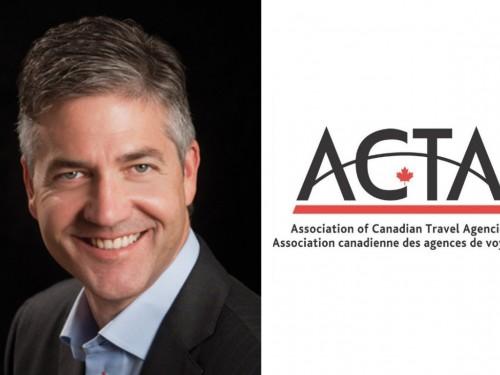Stéphane Corbeil (Club Voyages Dumoulin) devient président du Conseil régional de l'ACTA au Québec