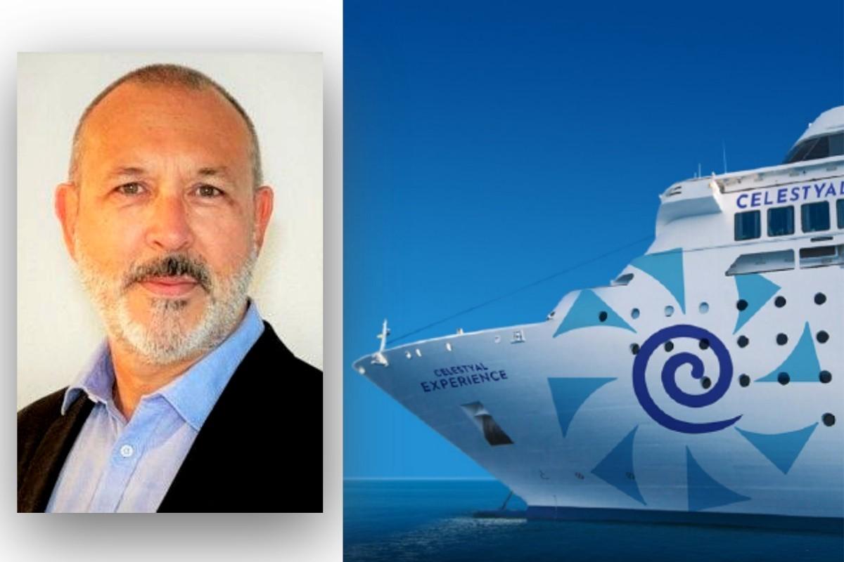 Éric Bacon représente maintenant Celestyal Cruises au Québec