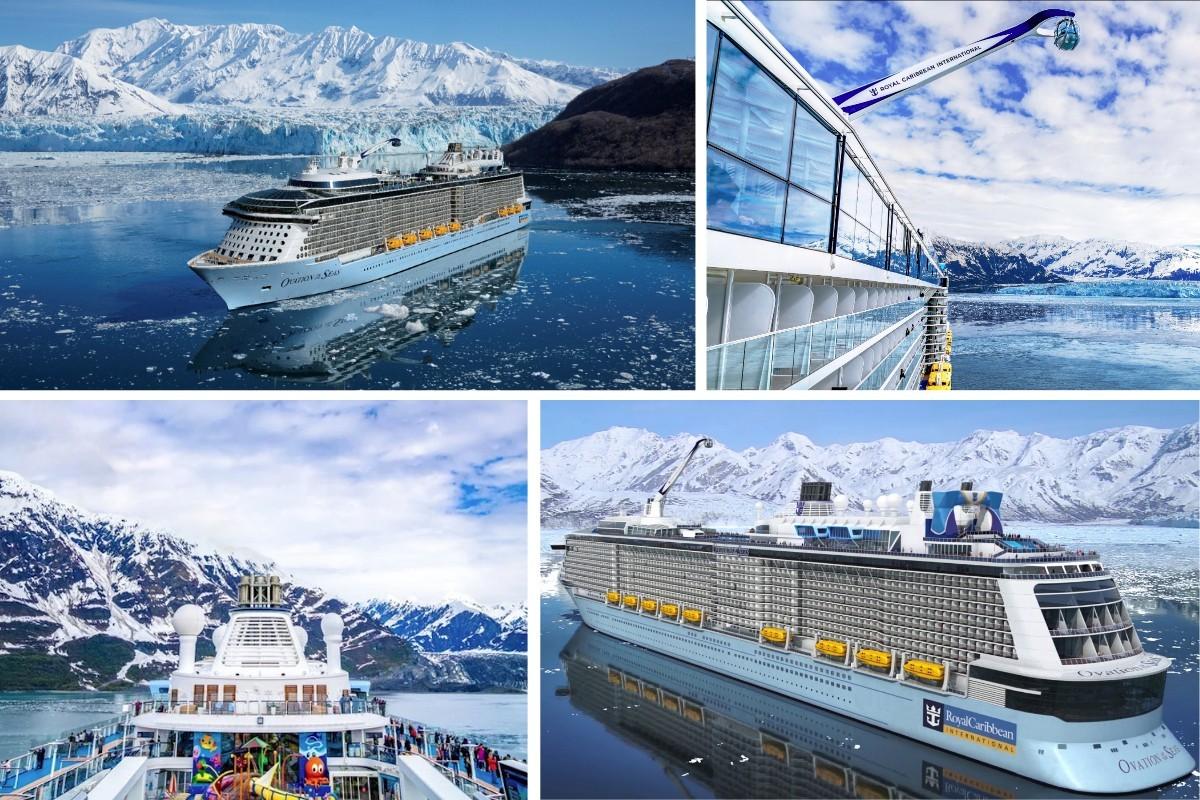 RCI annonce son retour en Alaska avec deux navires