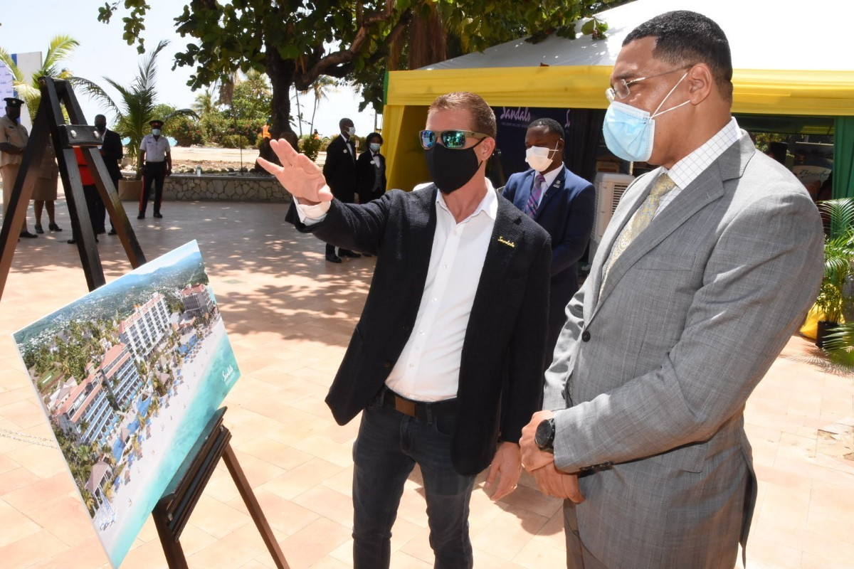 SRI dévoile les plans de trois nouveaux complexes en Jamaïque