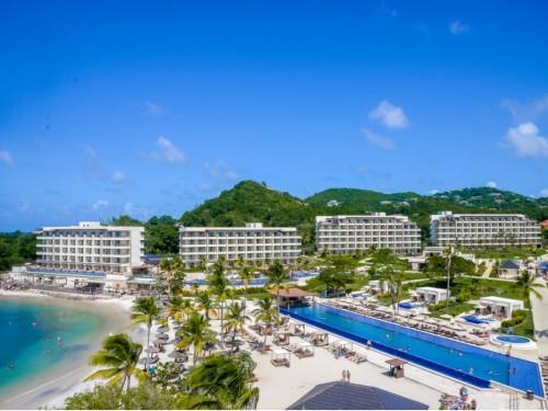 Les propriétés Blue Diamond Resorts de Sainte-Lucie ont rouvert leurs portes