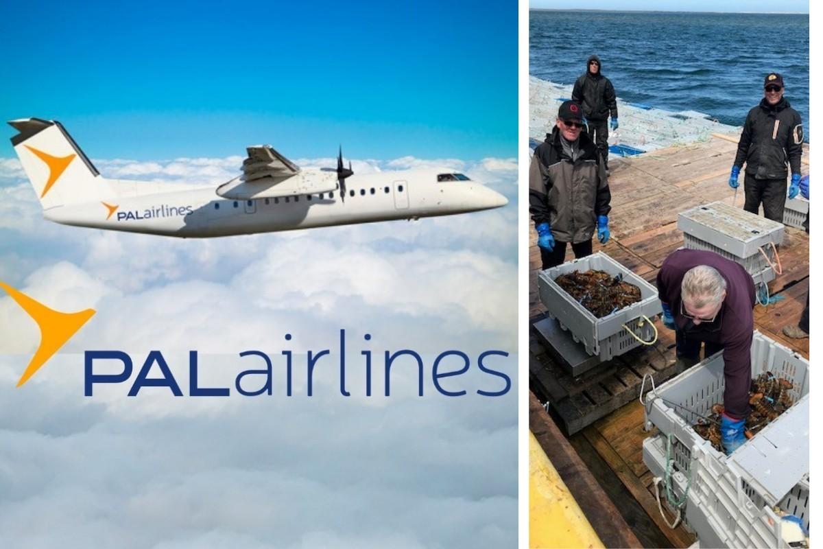 PAL lance son service vers les Îles-de-la-Madeleine