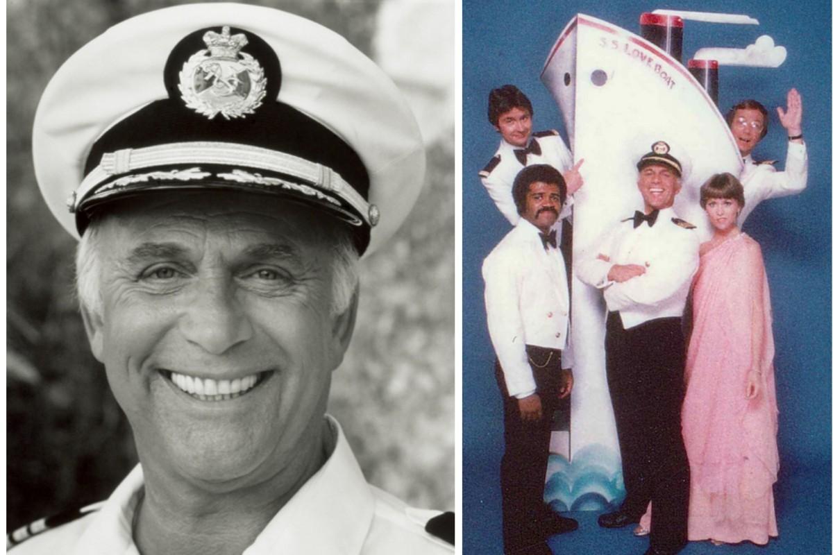 Princess Cruises en deuil : Gavin MacLeod n'est plus