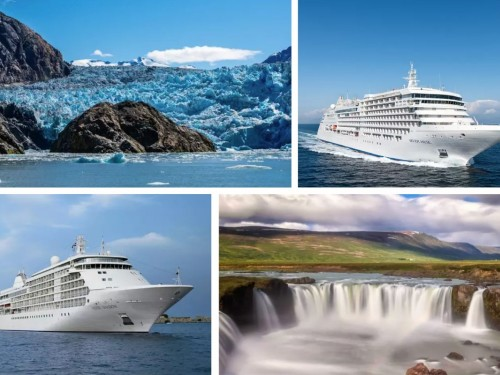 Silversea offrira des croisières en Alaska et en Islande dès juillet