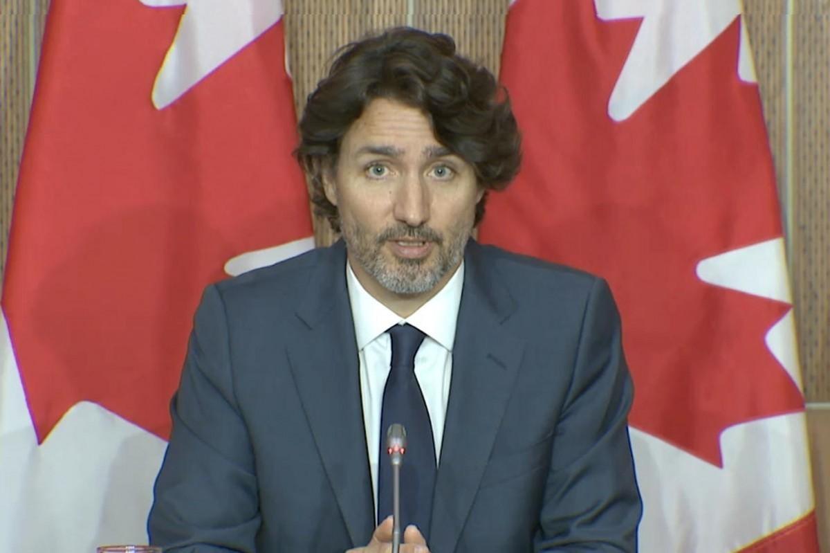 L'assouplissement des mesures frontalières profitera aux Canadiens entièrement vaccinés, dit Trudeau