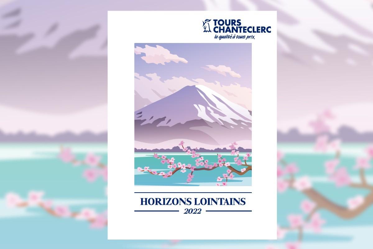 Tours Chanteclerc lance sa saison 2022 avec sa brochure Horizons lointains