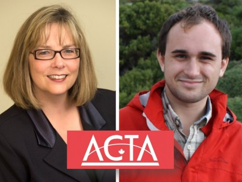 ACTA : Heather Craig-Peddie s'en va; Avery Campbell arrive