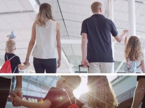 Air Canada relance son service Enregistrement famille