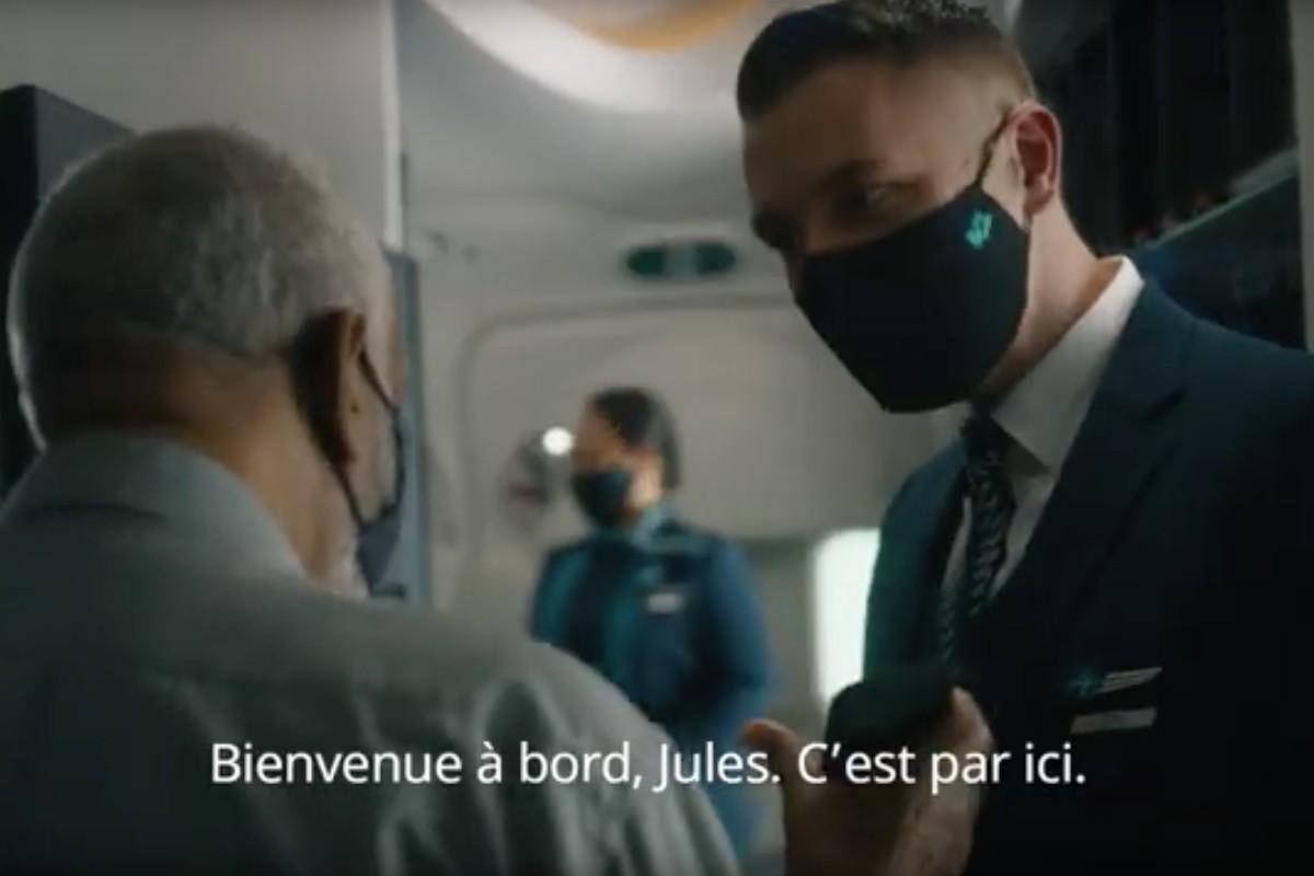 WestJet lance (une vidéo émouvante) et relance (ses liaisons du Canada atlantique)