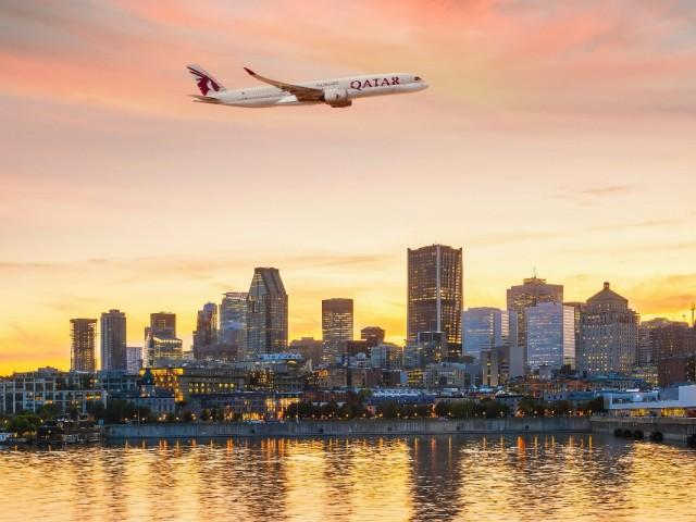 Qatar Airways célèbre 10 ans de connexion entre le Canada et le monde