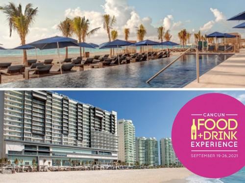 Le Royalton CHIC Suites Cancún sera l'hôte d'une expérience culinaire en septembre