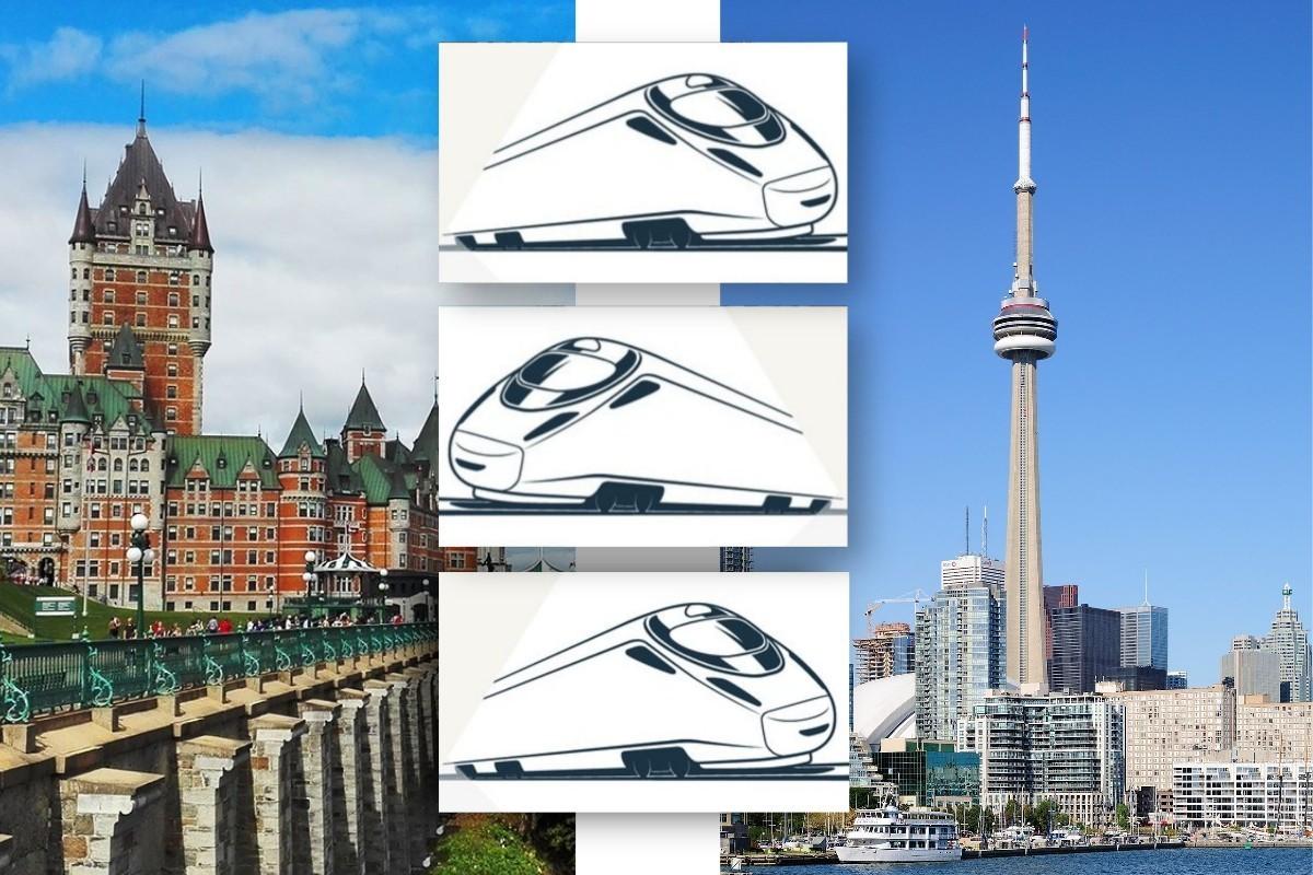 Vers un nouveau service ferroviaire dans le corridor Toronto-Québec