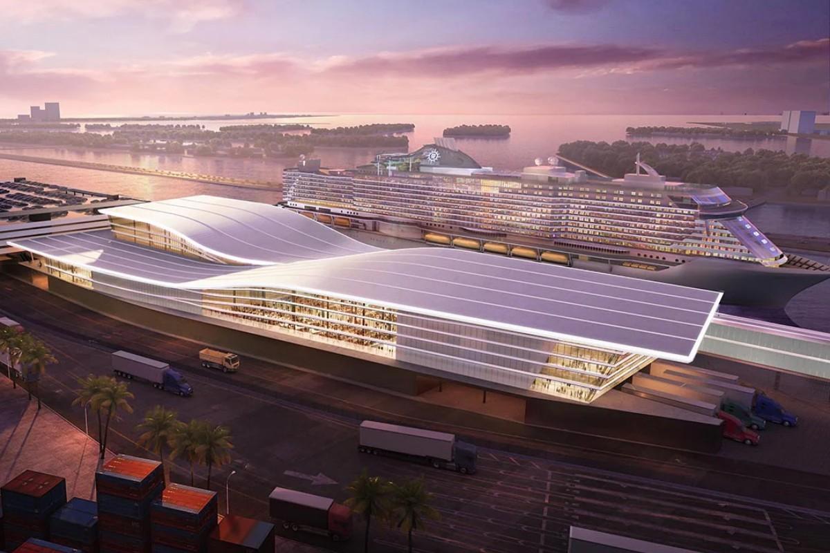 MSC s'associe à Fincantieri pour la construction d'un terminal de croisière à Port Miami
