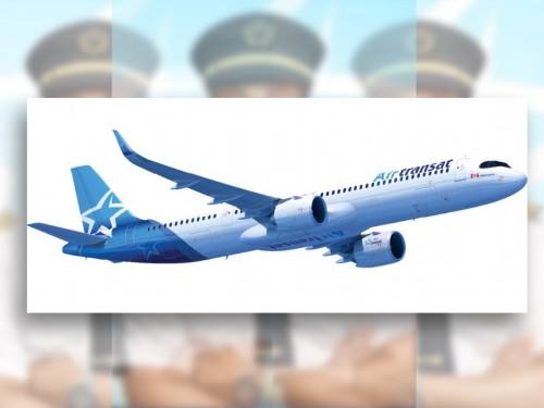 Les pilotes d'Air Transat appuient massivement leur nouvelle entente avec la Société