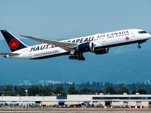 « Encore plus haut » : le message d'Air Canada à l'occasion des JO de Tokyo