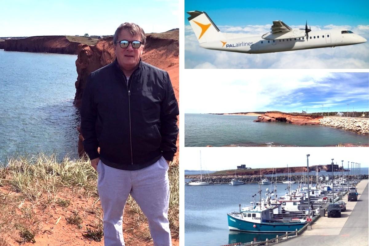 PAL ajoute des vols vers Gaspé et les Îles-de-la-Madeleine