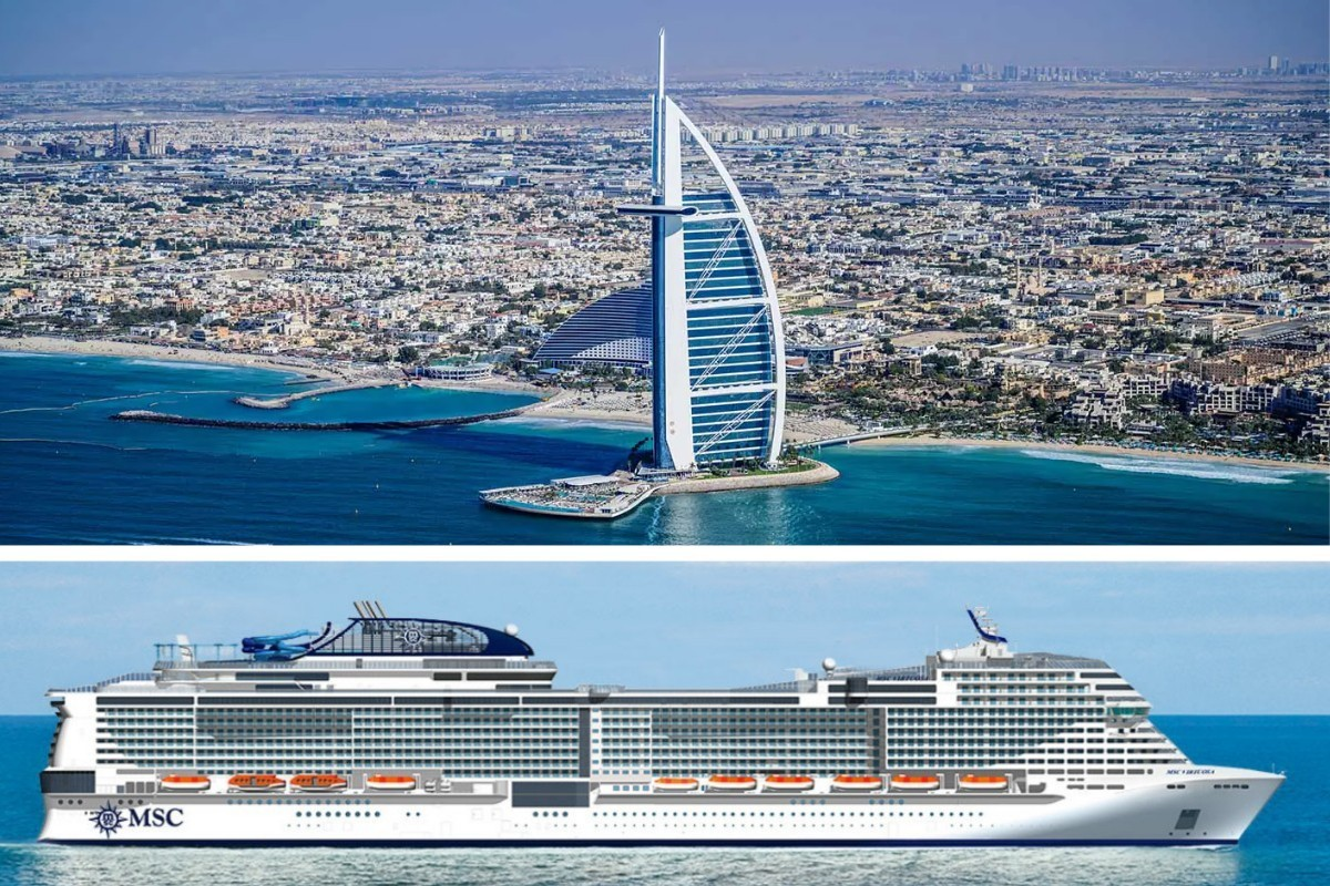 Le MSC Virtuosa sera baptisé (en grand) à Dubaï