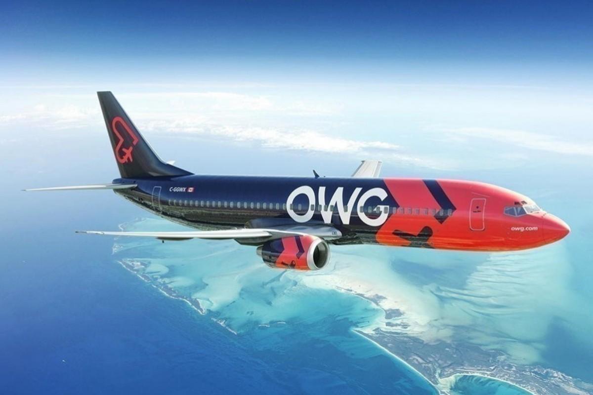 OWG autorisée à voler vers le Mexique, la Repdom et la Jamaïque