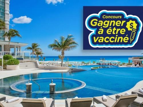 Air Canada ajoute des prix au concours «Gagner à être vacciné» du gouvernement du Québec