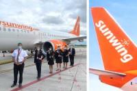Sunwing reprend ses vols vers des destinations soleil populaires