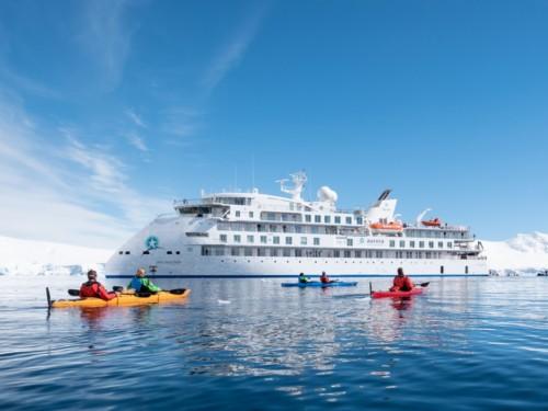 Un nouveau partenaire mondial pour Virtuoso : Aurora Expeditions