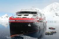Hurtigruten Expeditions fait passer le travail à distance à un tout autre niveau