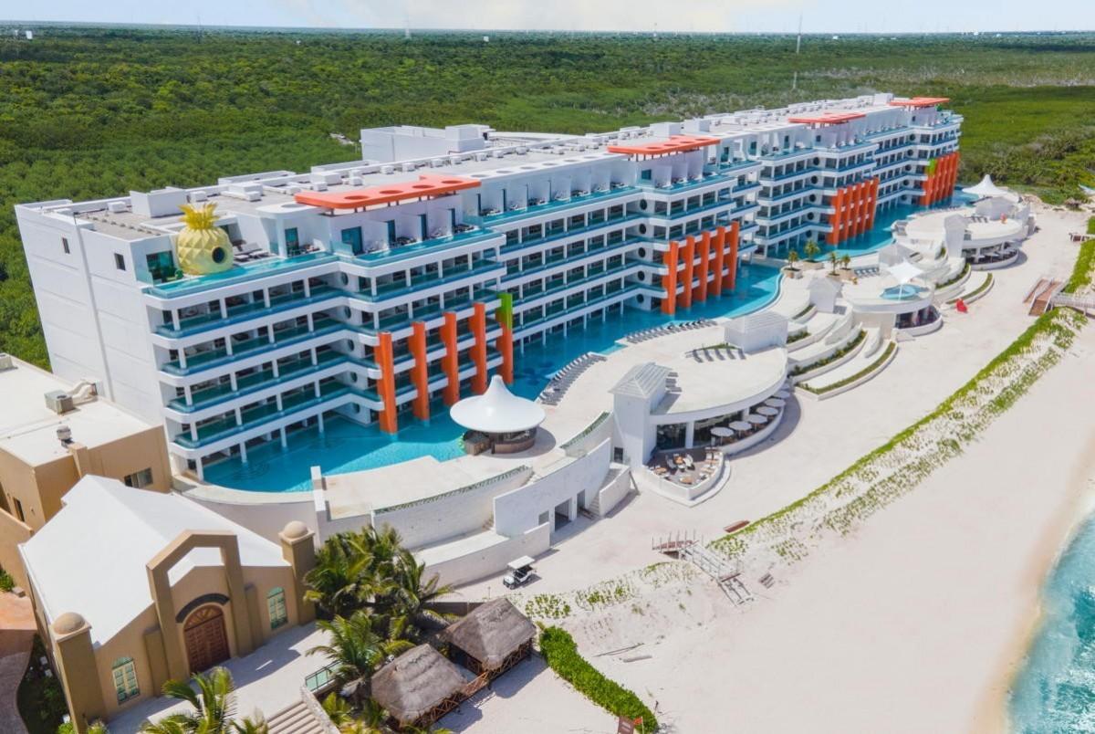 Nouvel Hôtel Nickelodeon à Riviera Maya/Viking de nouveau en France/AM Resorts rouvre un hôtel au Mexique