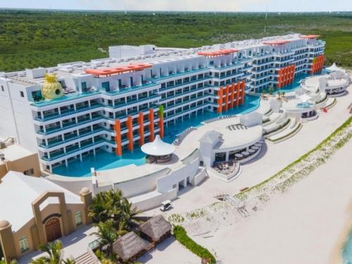 Mexique: Le Nickelodeon Hotels & Resorts Riviera Maya prêt à recevoir les familles
