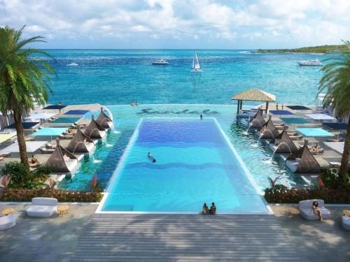 PHOTOS : Le Sandals Royal Curaçao ouvert aux réservations