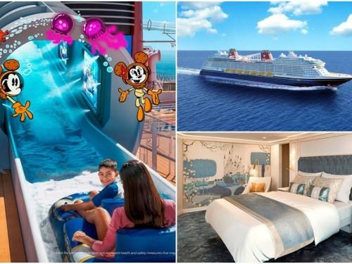 Deux webinaires sur Disney Cruise Line