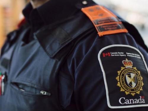 Entente de principe avec les représentants des agents des services frontaliers