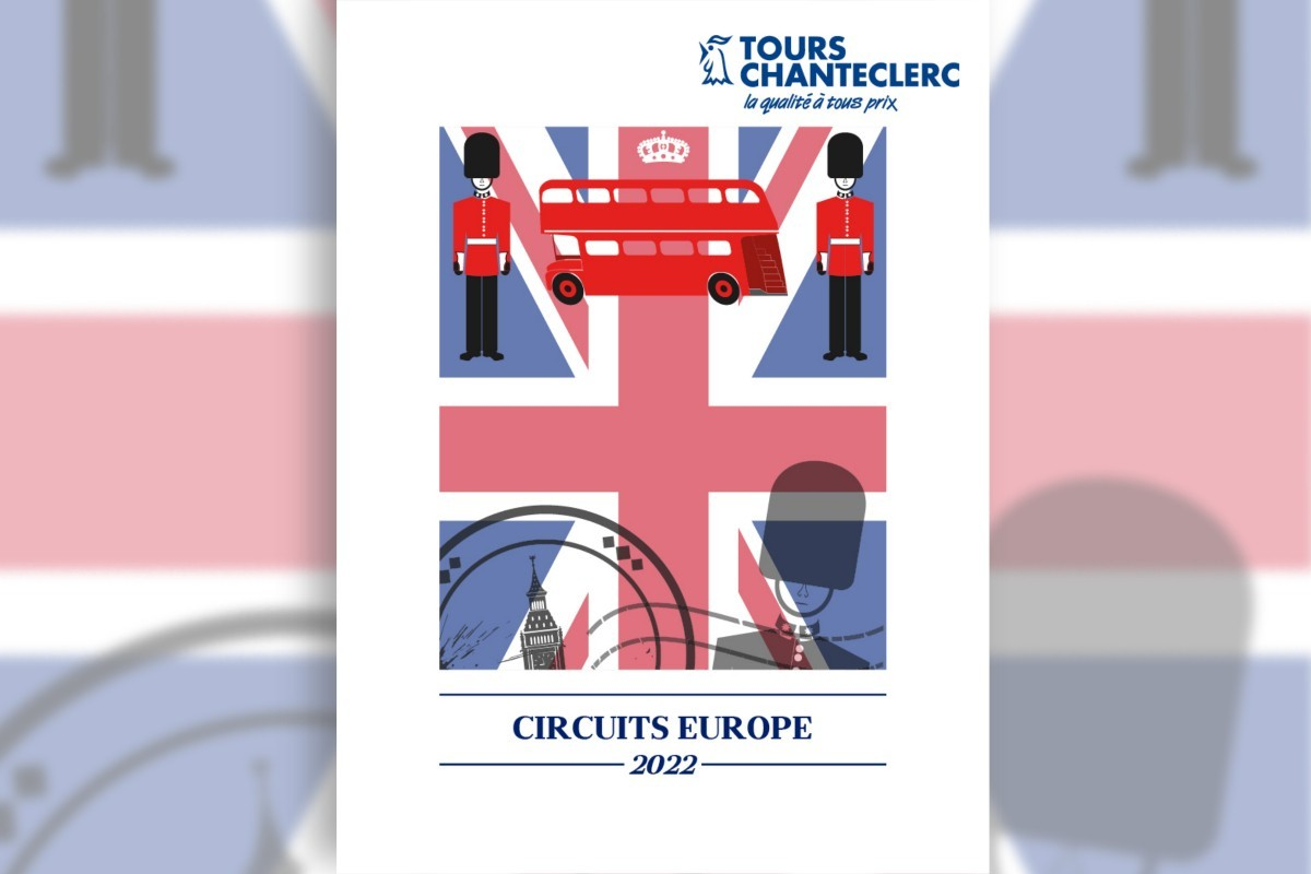 Tours Chanteclerc présente ses circuits Europe 2022