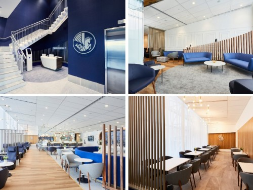 Air France dévoile son salon entièrement repensé à Montréal-Trudeau