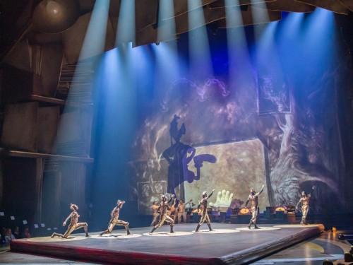 Ouverture des ventes pour le nouveau spectacle «Drawn to Life» du Cirque du Soleil au Walt Disney World Resort