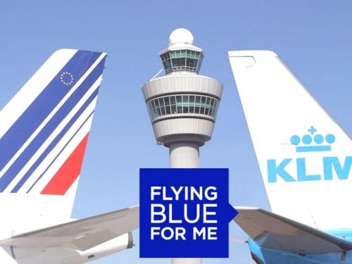 Flying Blue permet maintenant le transfert de points-privilèges American Express en Miles Flying Blue