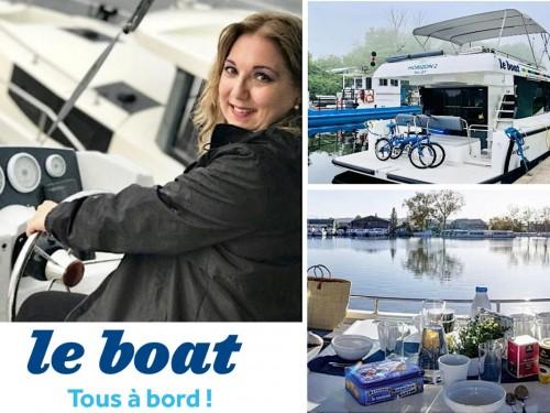 PAX vit l'expérience Le Boat sur le canal Rideau