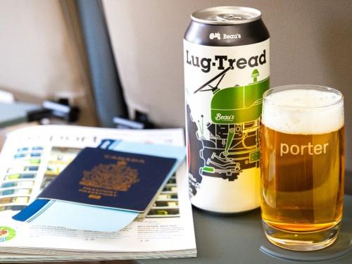 Porter noue un partenariat avec la brasserie artisanale Beau's Brewing Co.