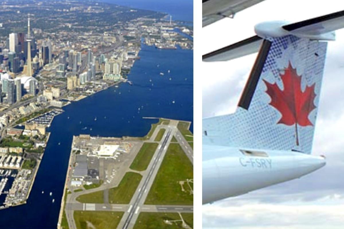 Air Canada volera de nouveau entre YUL et Billy-Bishop le 8 septembre