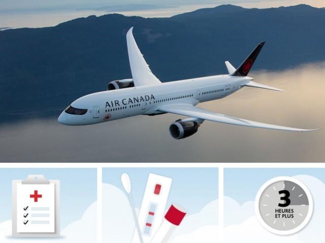 Air Canada met son nouveau portail Prêts à voyager à la disposition de ses clients