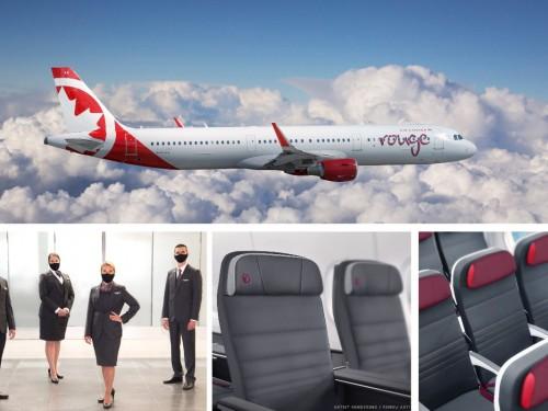 Air Canada Rouge reprend ses vols et améliore son offre