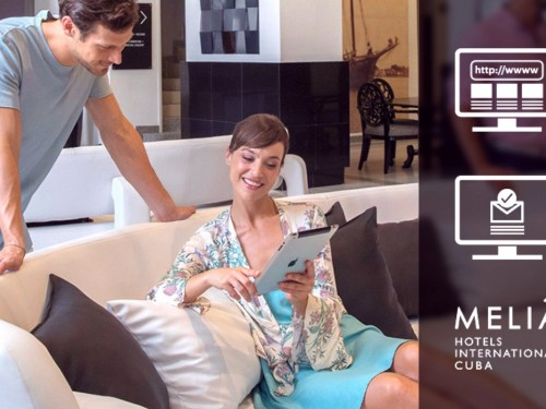 Meliá Cuba met en œuvre deux projets numériques