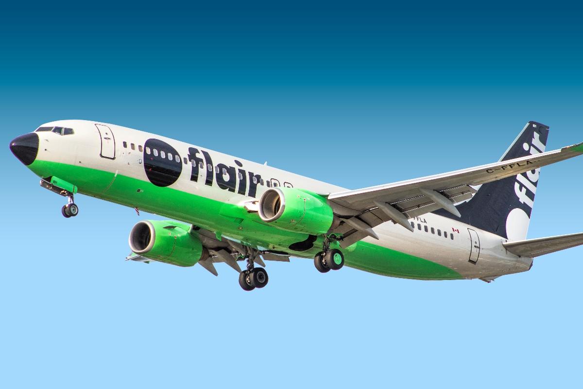 Flair obtient l'autorisation de voler vers le Mexique / « Que pensez-vous de la décision du fédéral d'ouvrir les frontières aux voyageurs internationaux ? »