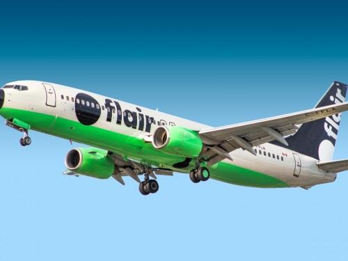 Flair obtient l'autorisation de voler vers le Mexique