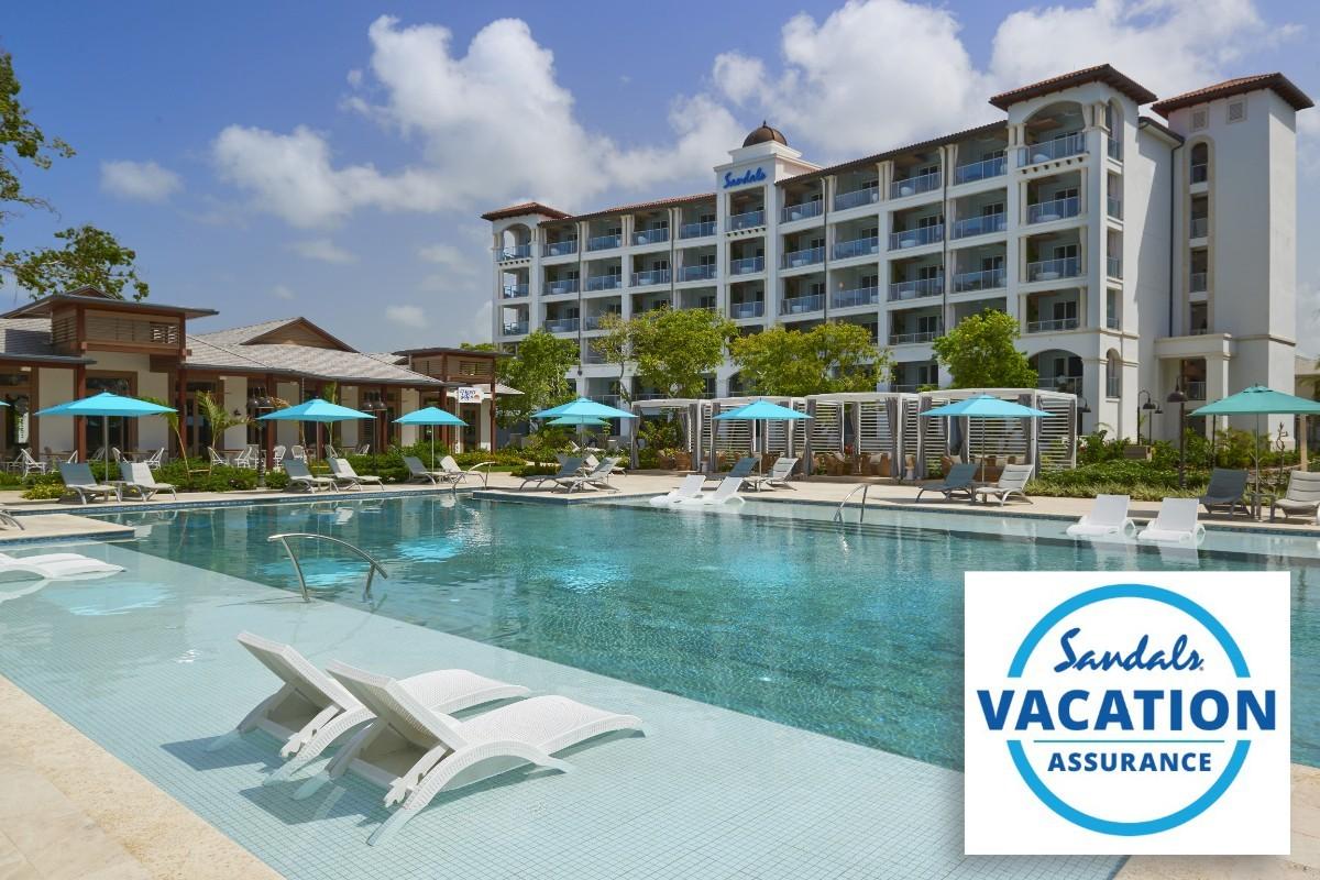 SRI lance le programme Sandals Vacation Assurance, inclus dans toutes les réservations