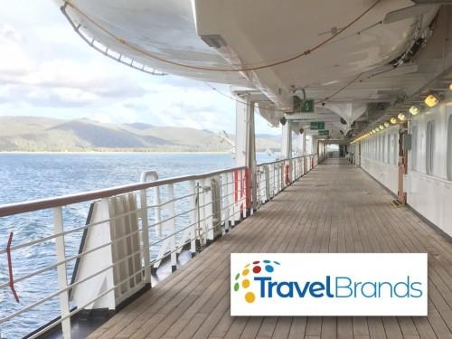 Voyages TravelBrands Croisières Encore lance un incitatif pour conseillers en voyages
