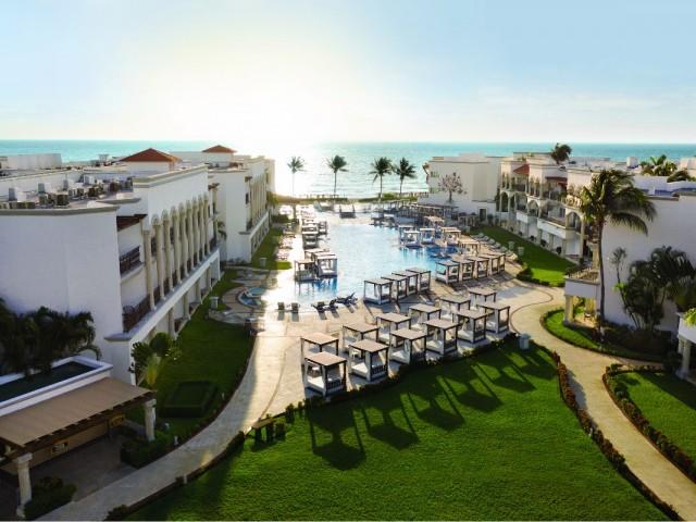 PUBLI-VIDÉO : Un tout inclus tout remis à neuf pour les adultes à Playa del Carmen