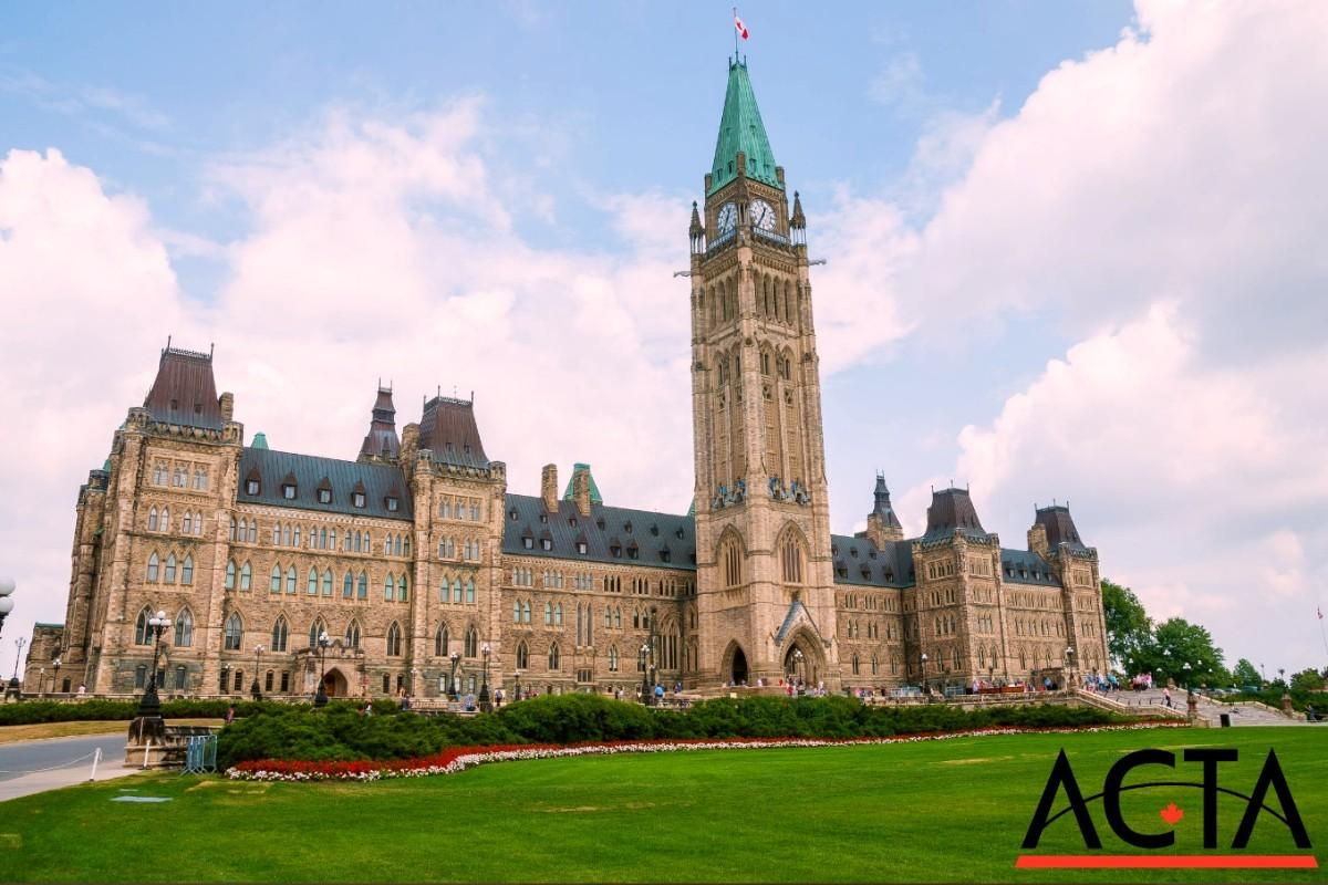L'ACTA exhorte l'industrie à voter : «c'est l'élection la plus importante de notre vie»